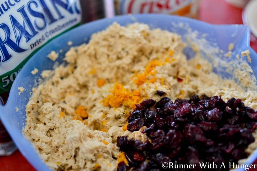 oatmeal craisin